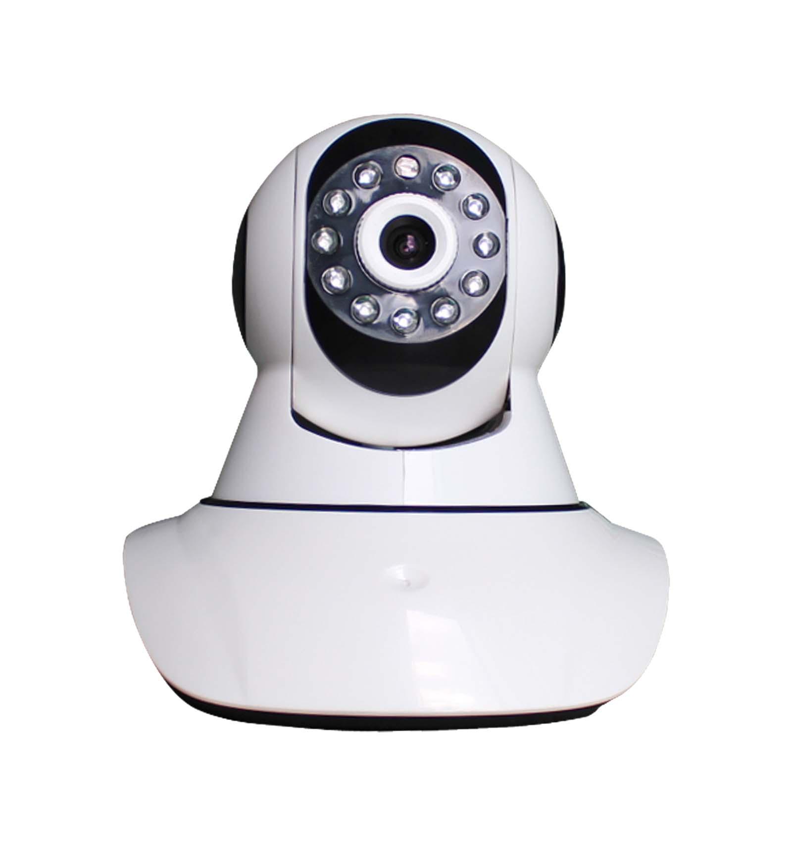 pack de camera de surveillance hd ip wifi interieur et exterieur. Black Bedroom Furniture Sets. Home Design Ideas