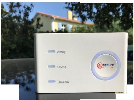 Détail alarme X10 Securitemania